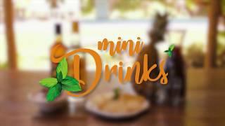 Cachamate | Hora do Drink Jamel | Mini Drinks