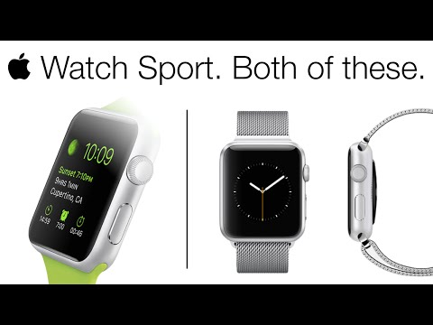 This is Why Apple Watch Sport is Underrated