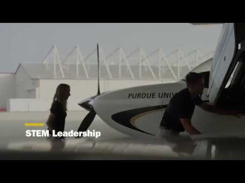 Purdue University: Giant Leaps Master Plan