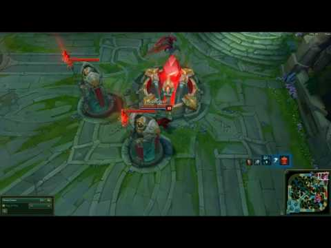 The classic example of Vayne syndrome
