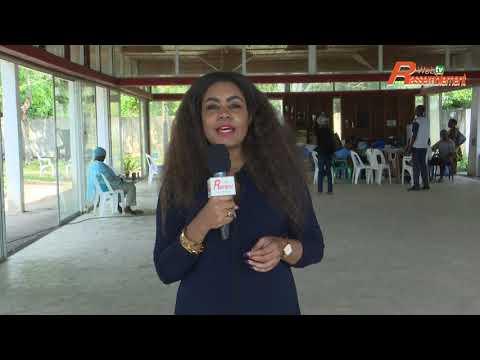 Sur l'Actualité/Jour de vote à Bassam et Port-Bouët :