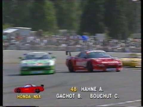 1994 - Le Mans - Onboard in a Kremer Racing Honda NSX