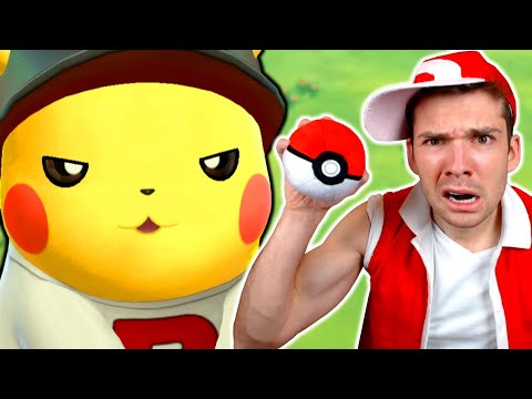 Pokemon Let's Go Stereotypes