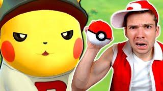 Pokemon Let's Go Stereotypes