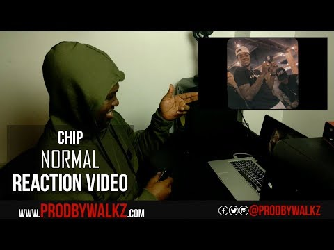 CHIP - NORMAL FT. DONAE'O (OFFICIAL MUSIC VIDEO) | Reaction