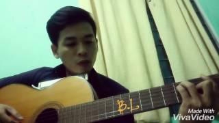 Anh không muốn ra đi - Harmonica ft Guitar cover by Bao Lee