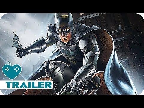 BATMAN: THE ENEMY WITHIN Trailer (2017) Season 2 Trailer