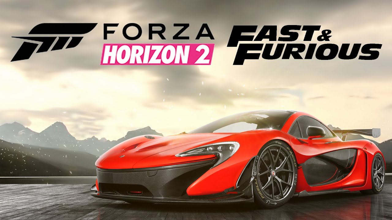 4 zagrajmy w forza horizon 2 fast furious pl mclaren. Black Bedroom Furniture Sets. Home Design Ideas