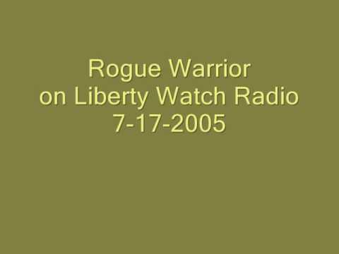 Liberty Watch Radio, Richard Marcinko, 7-17-05  1st Quarter, Part A