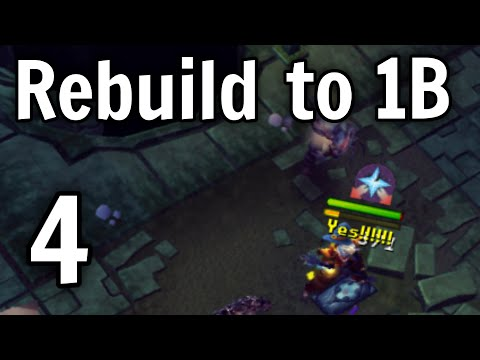 Rebuild to 1 Bil - Episode 4 [Runescape 2016]