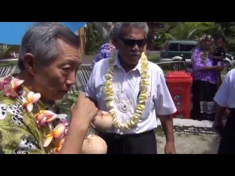 Talofa Trade Fair (Tuvalu) Part 2