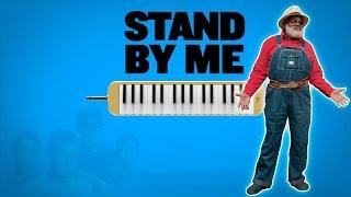 Como tocar: Stand by me - Ben E. King [ MELODICA ][ TUTORIAL ][ NOTAS ]