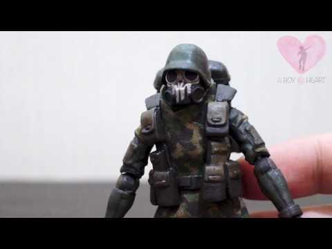 Ori Toy Acid Rain The Last Line of Defence - Marine Infantry