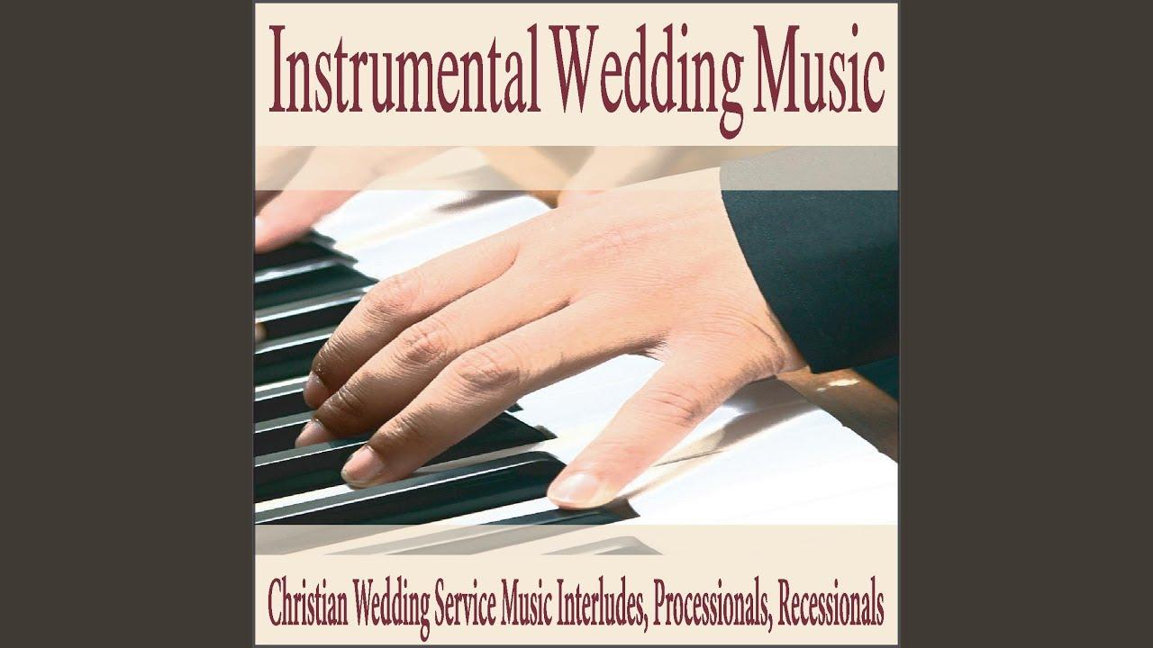 Joyful, Joyful (Ode To Joy) (Famous Wedding Recessional