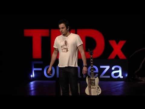 De Fortaleza para o mundo: Artur Menezes at TEDxFortaleza