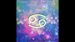 MARIE MOORE CANCER  AUGUST 2018 MONTHLY HOROSCOPE