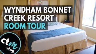 Wyndham Bonnet Creek Resort Review 1 Bedroom Suite Tour Youtube