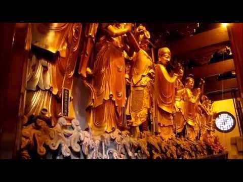 Jade Buddha Temple, Shanghái  China
