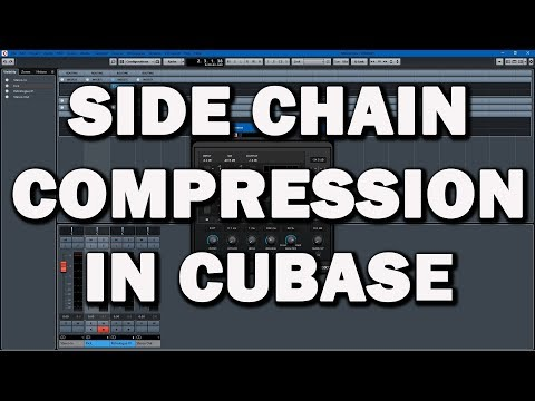 How to do Side Chain Compression: Cubase Tips and Tricks Tutorial