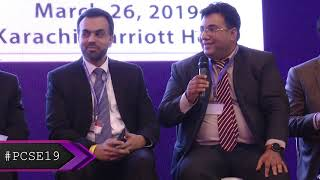 Panel Discussion on 'Cyber Security and Digital Transformation' – 7th Pakistan CIO Summit 2019