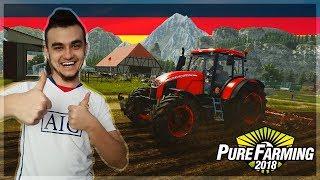 Pure Farming 2018  Preview Build | Mapa Niemiec, Dron, Budynki, Zwierzęta, Nowe maszyny!!㋡