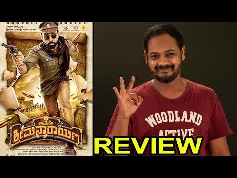 Avane Srimannarayana Review | Movie Review | Rakshith Shetty | Kaata Arul | SANDALWOOD TALKIES