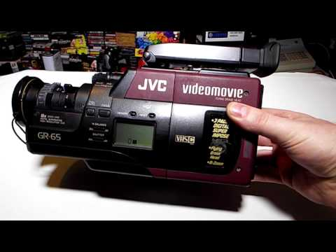 £5 JVC Videomovie Camcorder Pickup!  Repair Advice Please :o)