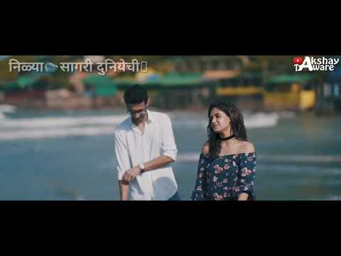 Govyachya Kinaryavar | Romantic Song | Whatsapp Status Video