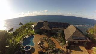 Kauai Vacation Rentals Honu Point Drone Video With Music