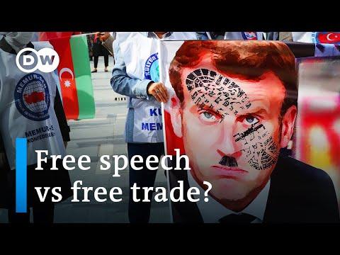 Erdogan's France boycott call echoes throughout Muslim world | DW News
