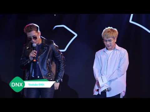 Dù gặp sự cố âm thanh Lou Hoàng - Only C vẫn khuấy động sân khấu với loạt hit | DNX