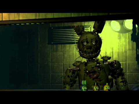 When you see springtrap at the window youtube