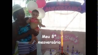 Slide de fotos da Princesa Luiza
