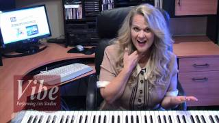 Vibe Performing Arts Studios Singing Tip #3 Range & Larynx Position