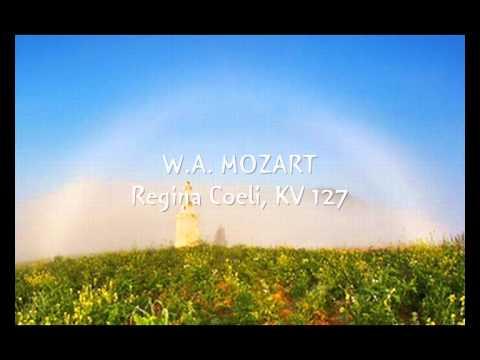 W.A. Mozart, Regina Coeli KV 127, Emma Kirkby (s.), Christopher Hogwood (c.)