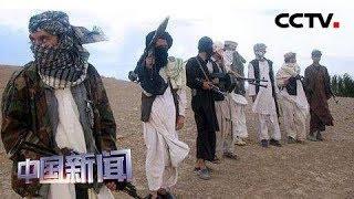 [中国新闻] 新闻观察:美叫停与塔利班和谈 阿和平之路再添波折   CCTV中文国际