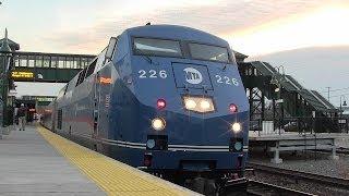 Firing Up a P32AC-DM Genesis Locomotive @ Tarrytown (Hudson Shuttle)
