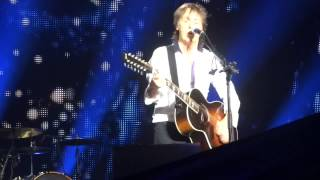 Paul McCartney - 25th Nov 2014 - Sao Paulo - Everybody Out There