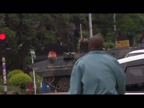Zimbabwe Army Has President Mugabe In Custody