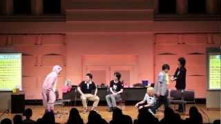 6月30日にTokyo FM ホールにて公演されたNoH-Ra主催イベント 「即興芝居...