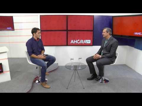AHORA TV | Entrevista con Adán Bahl