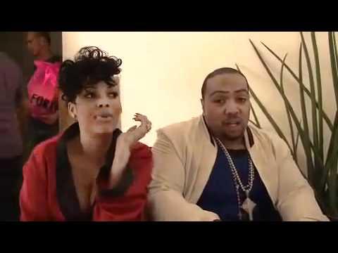 Keyshia Ka'oir - BEHIND THE SCENES ( Timbaland & Drake -