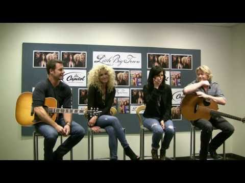 Little Big Town Live at LHJ