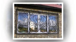 Кованые решетки – художественная ковка в Москве – (499) 403-13-89(, 2015-04-20T00:02:27.000Z)