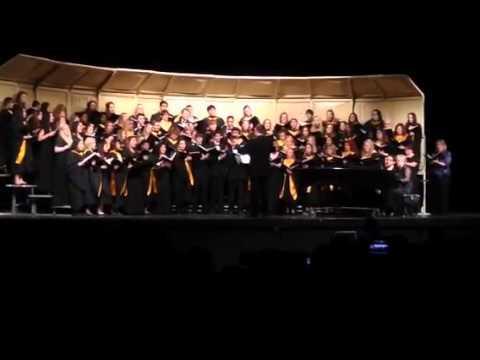 Hello Dolly sung by Glenbard North High School Choir