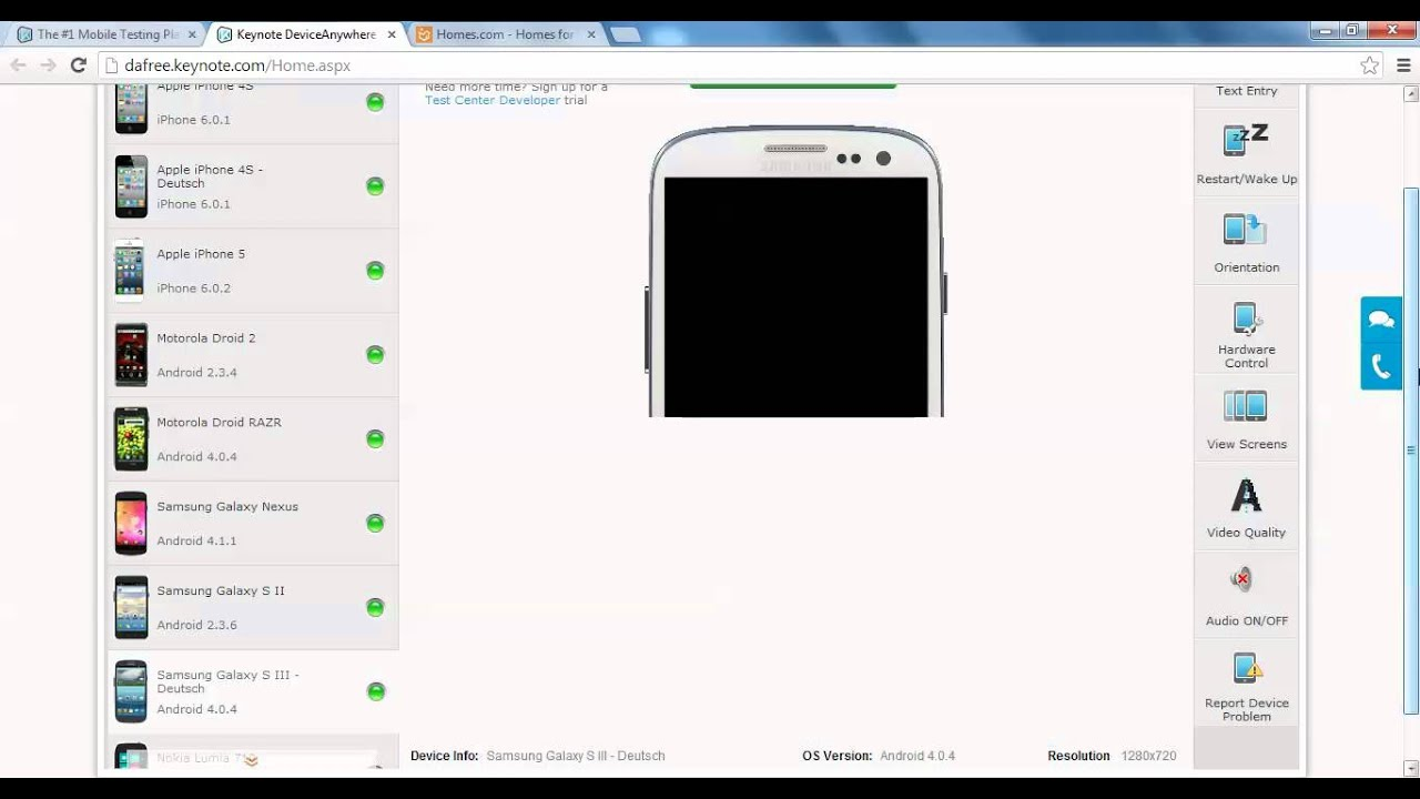 Tutorial 2: introduction to mobile application testing.