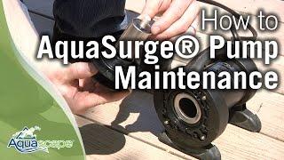 Aquasurge 3000 Pond Pump Aquascape Inc