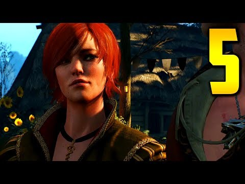 """The Witcher 3: Hearts of Stone - Part 5 """"SHANI"""" (Gameplay/Walkthrough) thumbnail"""