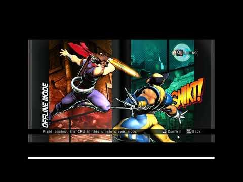 Ultimate Marvel vs Capcom 3 ( Game Preview ) |
