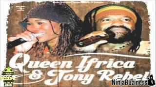 Download Queen Ifrica & Tony Rebel - Dem A Bad Boy (Rachik Riddim) MP3 song and Music Video